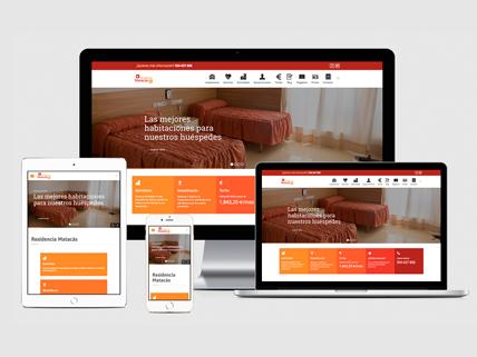 Diseño y desarrollo web Leulit