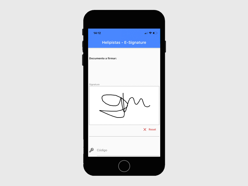 Creació App - ERP E-Signature